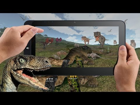 Top 3 Best Dinosaurs Free Online Multiplayer Games - Android/iOS/Kindle - Gameplay