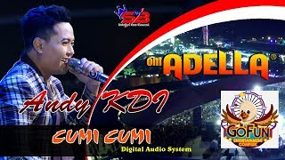 Download Lagu MUTIARA HIDUPKU Andy KDI OM ADELLA Gofun Bojonegoro  2018 mp3