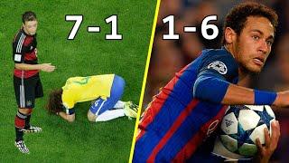 أشهر 20 حدث لن ينسى خلال عشرية من تاريخ كرة القدم | وجنون المعلقين