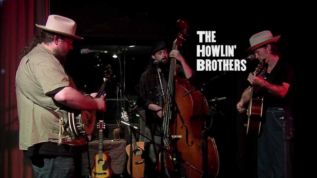 Folk Alley Sessions: The Howlin' Brothers  - Mama Don't You Tell Me