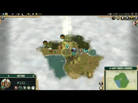 Civilization 5 - Guide - Ancient Ruins