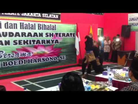 Halal Bihalal Psht 1922 Jakarta Selatan Youtube