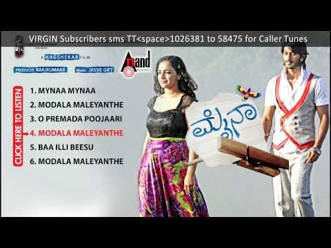 MODALA MALE (SONU NIGAM) - MYNAA Feat. Chetan and Nitya Menon