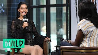 "Janina Gavankar Discusses Her New Film, ""Blindspotting"""