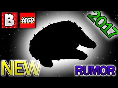 LEGO Millennium Falcon Ultimate Collector Series 2017 Rumor!!!   Lego News