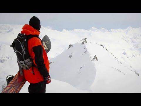 Backcountry Lines in Kamchatka - Perceptions - Ep 6