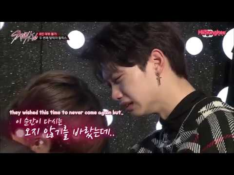 [ENG SUB] Stray Kids EP8 2nd Elimination - Felix 또 다시 찾아온 이별의 순간 171205 EP.8