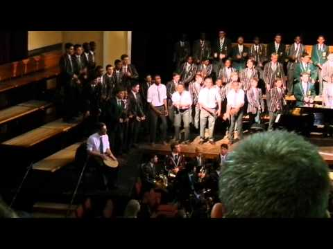 Pretoria Boys High School Choir