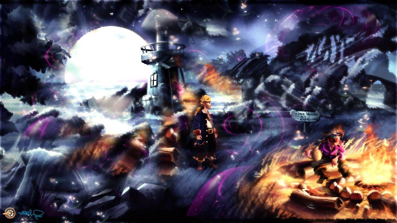 Photoshop Monkey Island Wallpaper Hd Youtube