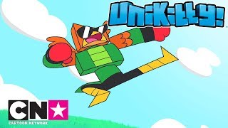 Kicia Rożek   Poznaj Orłodyla   Cartoon Network
