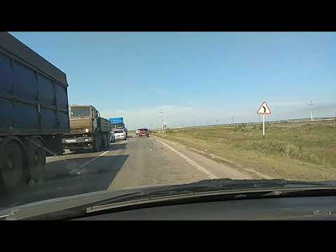 #Р226 ремонт дороги в Саратовской области.8.08.19.