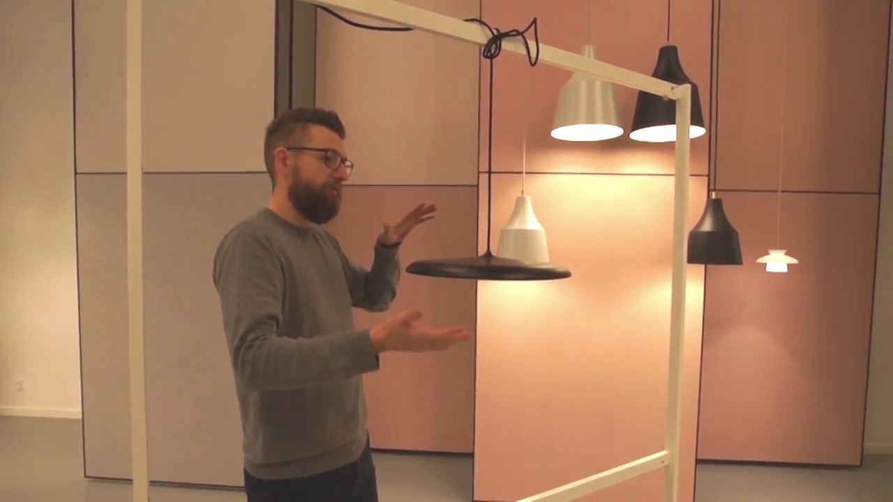 How To Balance The Nordlux Artist Lampshade Youtube