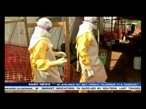 Precautions taken to prevent Ebola in SA