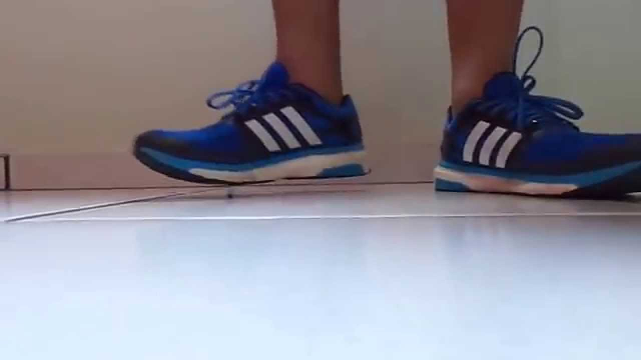 san francisco d2e31 4a9e3 Teste do Tênis Adidas Energy Boost ESM 2 - YouTube