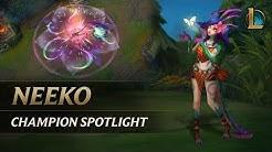 Neeko Champion Spotlight | Gameplay - League of Legends