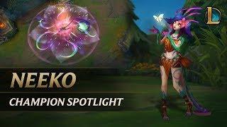 Neeko Champion Spotlight | Gameplay   League Of Legends