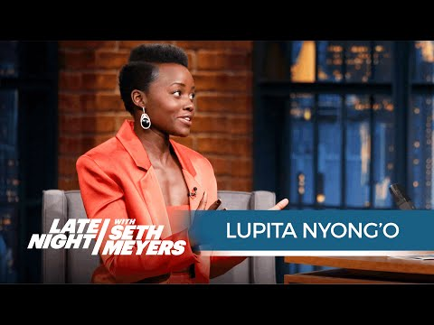 Lupita Nyong'o's Prom Date Stood Her Up