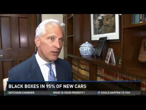 """WFMY News 2: David Daggett Speaks About The """"Black Box"""" in Your Car!"""