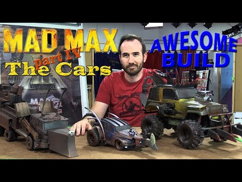 Mad Max: The Cars - Awesome Build