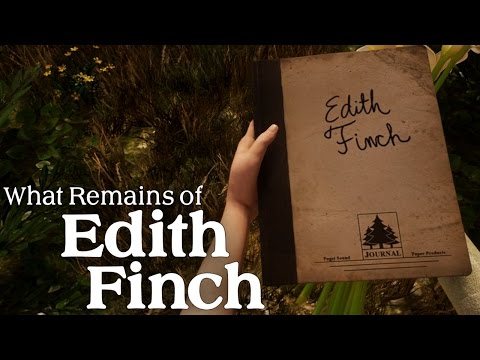 WHAT REMAINS OF EDITH FINCH ?️ 05 • Seltsam. Kurzweilig. Das Ende der Finchs.