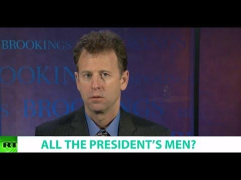 ALL THE PRESIDENT'S MEN? Ft. Michael O'Hanlon, Senior Fellow at the Brookings Institution