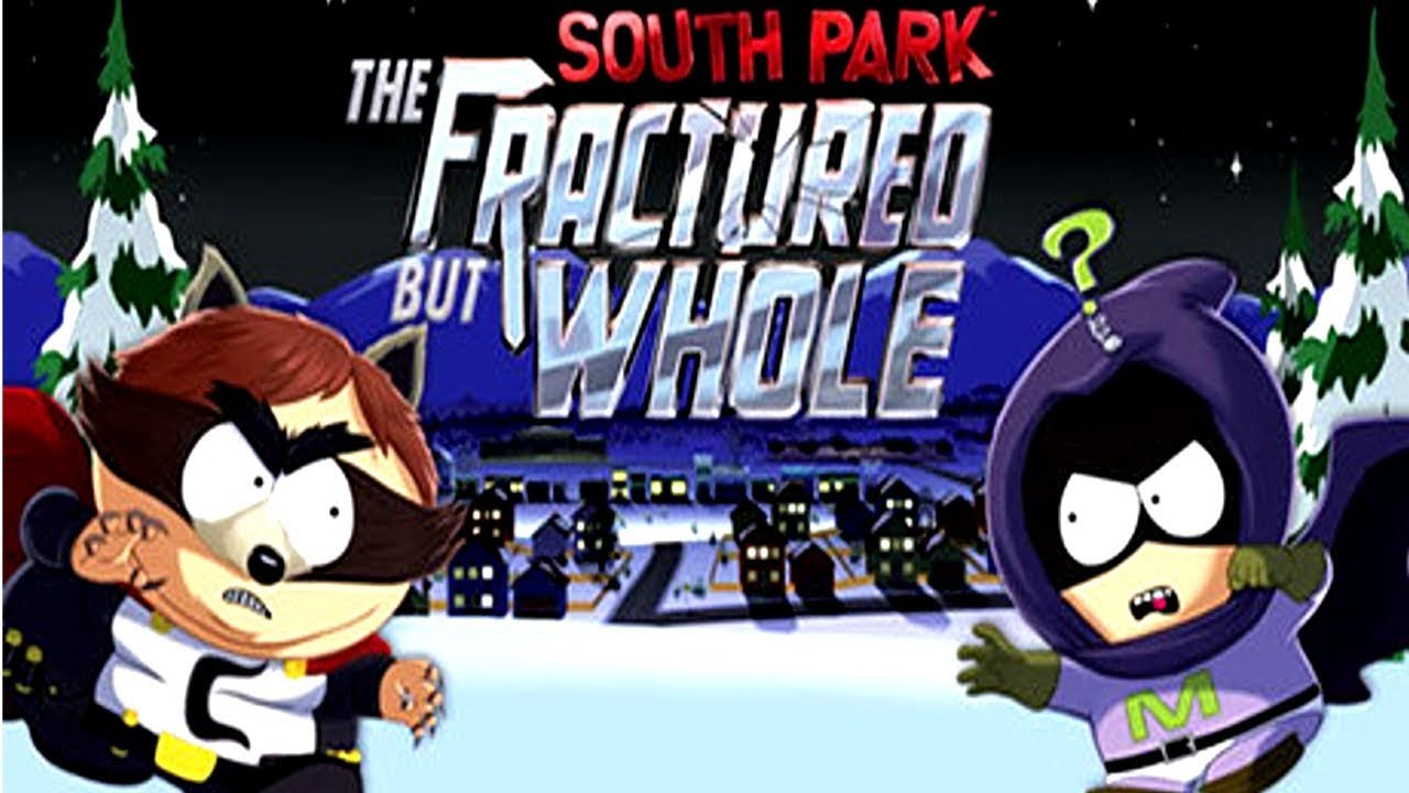 pc south whole download park but fractured free