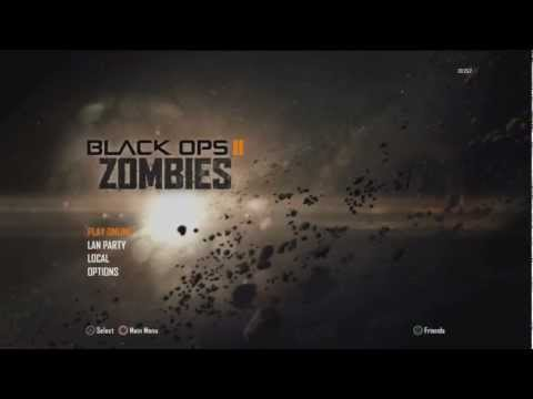 BLACK OPS 2 ZOMBIES: OFFICIAL Theme Song