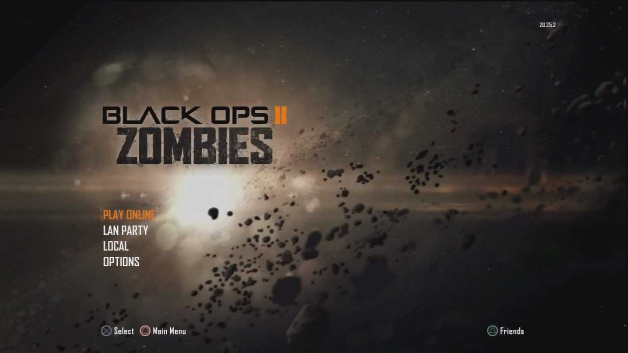 black ops 2 zombies: official theme song - youtube