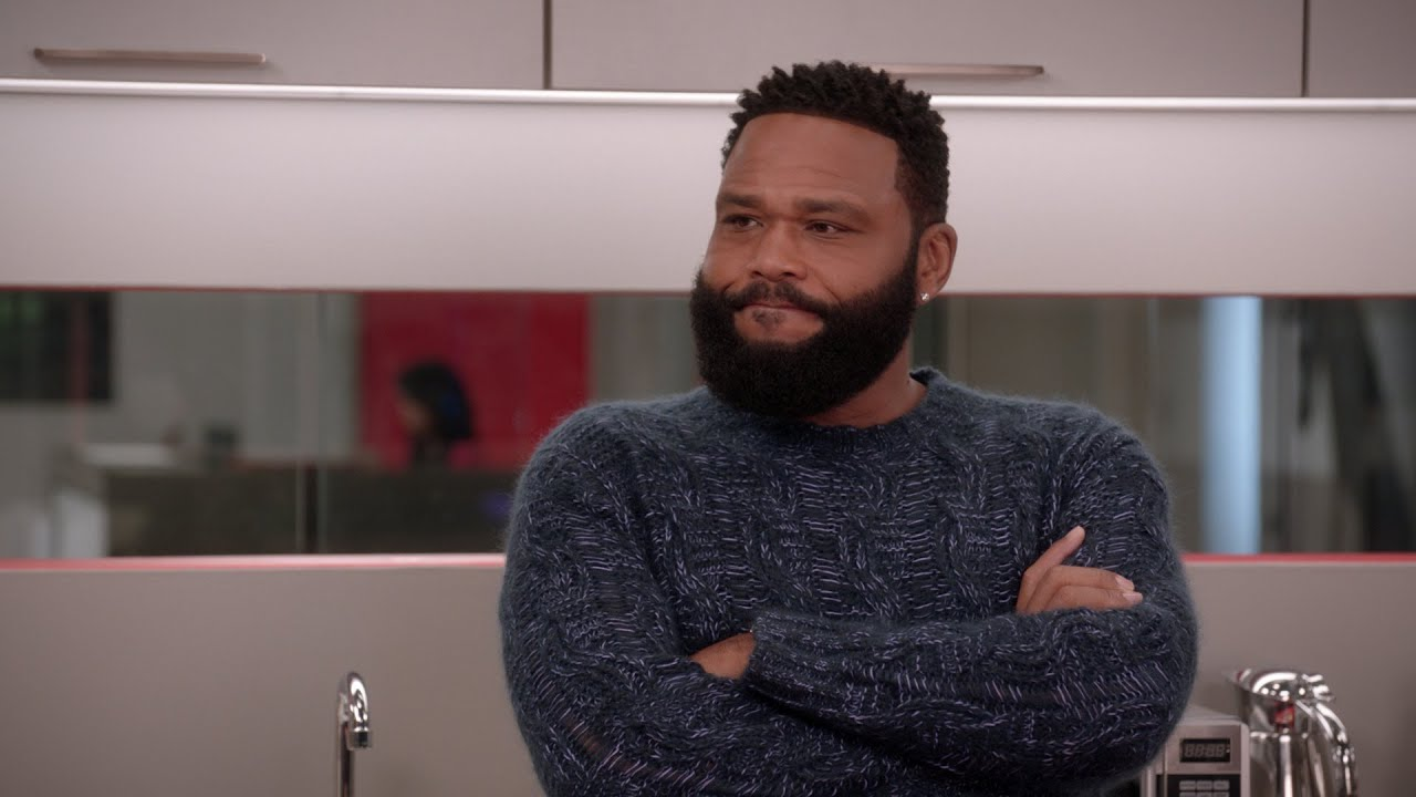Download Dre's Not Sure He Can Handle a Vegan Son - black-ish