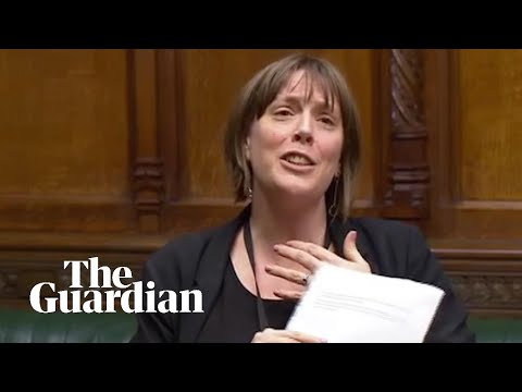 Jess Phillips : I've met high earners with 'literally no discernible skills'