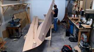 Core Sound 15 Hull Assembly Part 1