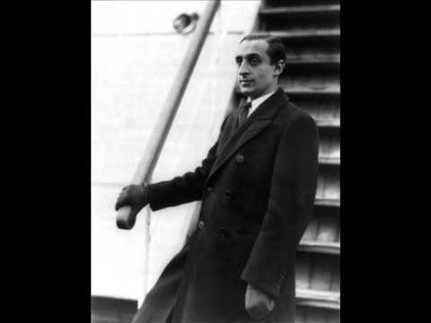David Dubal's 'Conversations with Horowitz' (1 of 6): Russian Music