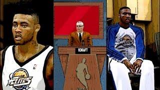 NBA 2k13 MyCAREER - Pre-Draft Interviews & 2012 NBA Draft ft Athletic SF Neal Bridges