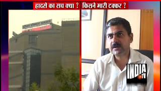 Watch what traffic police says in Sunita Narain accident case