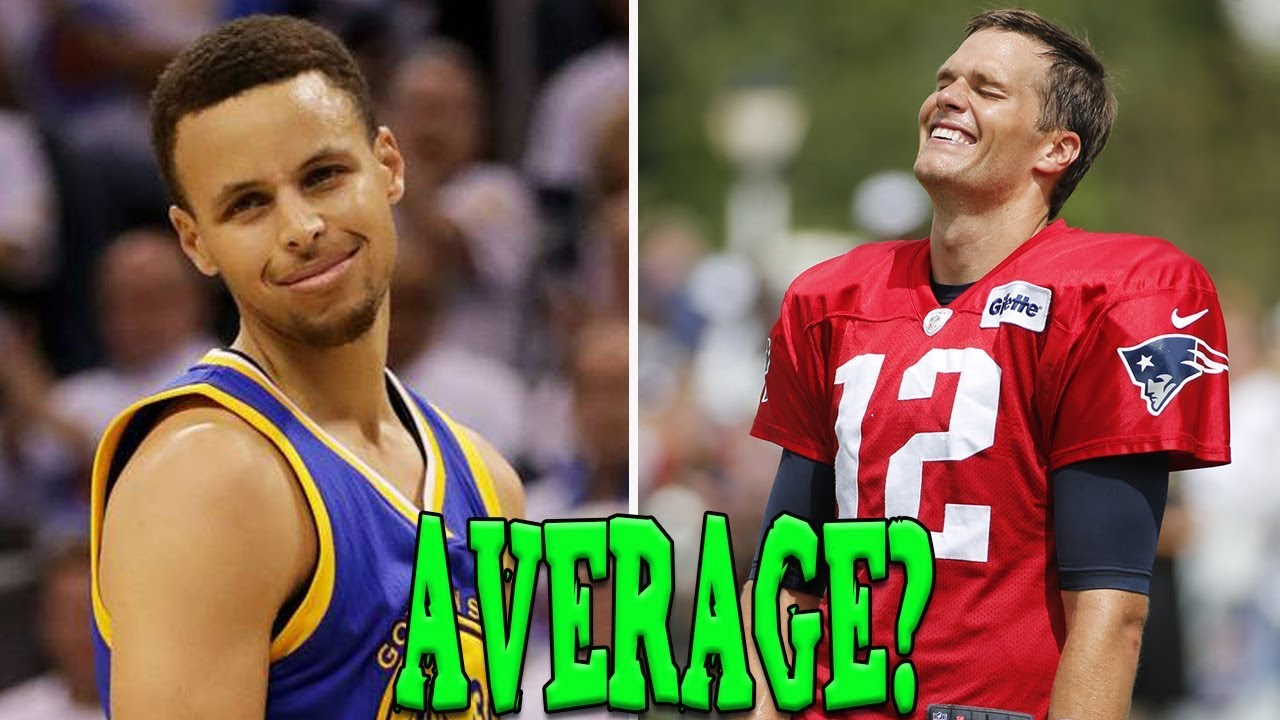 10 Sports Legends That Would Have Been AVERAGE In a Different Era