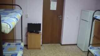 Общежитие в Москве (метро Алексеевская - восьмиместная комната  недорого)(, 2015-05-08T11:12:47.000Z)