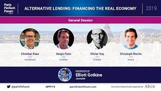 Alternative lending: financing the real economy - PFF19 - Full Video