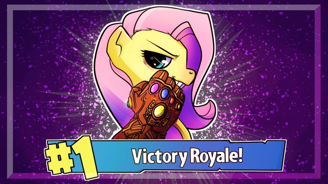 fluttershy-vs-thanos-i-won-in-the-dumbest-way