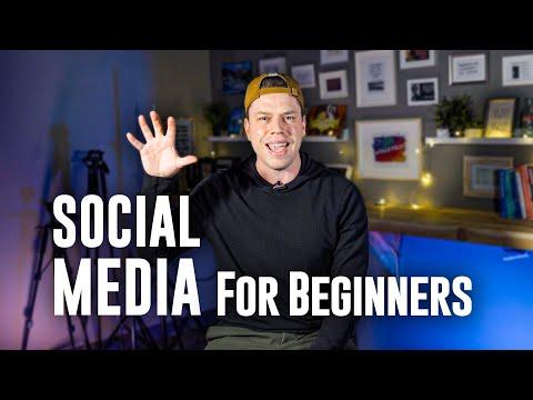 11 Social Media Marketing Tips for Beginners