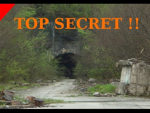 How to Find a Hidden Secret Military Base near you! Here is mine...