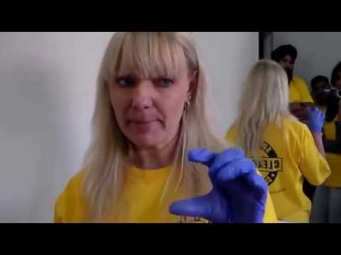 House Cleaning Tutorial - Full training Video 5  - Cleaning Support Services