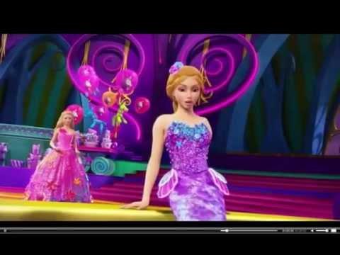 Barbie i Tajemnicze Drzwi - Czysta Magia (Po raz 3) PL