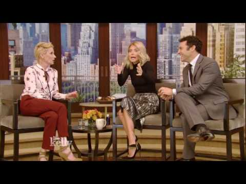 Anne Heche Talks About Soap Opera Faces