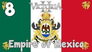 Victoria 2 HFM mod - Empire of Mexico 8