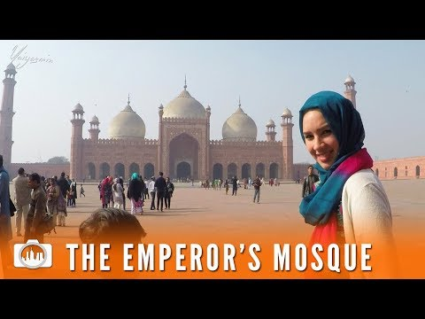 THE EMPEROR'S MOSQUE | Badshahi Masjid, Lahore (Pakistan #10)