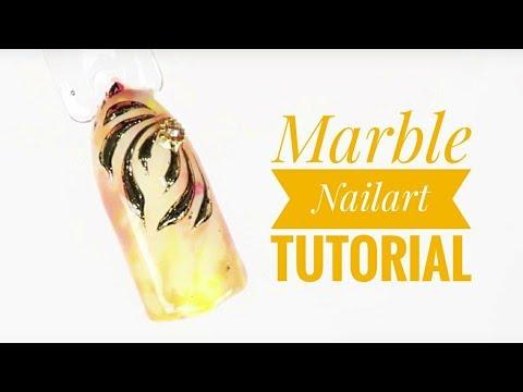 💅💅 Mix Media 💅💅 :: Marble nails :: Nailart by Natalia