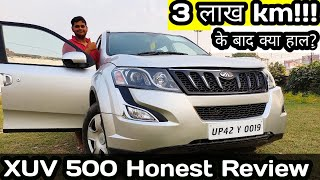 Mahindra XUV 500 Longterm Ownership Review After 3 Lakh Kms and 8 years || Aarnav Chaudhary
