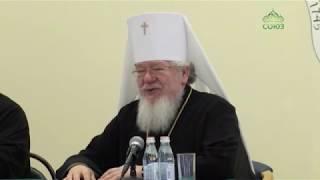 В Воронеже прошёл актовый день в честь великого освящения Успенского семинарского храма
