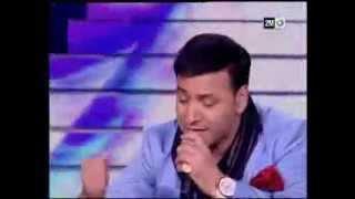 souhail el bidaoui nayda chaabi scne 2m younnese bargache 2013