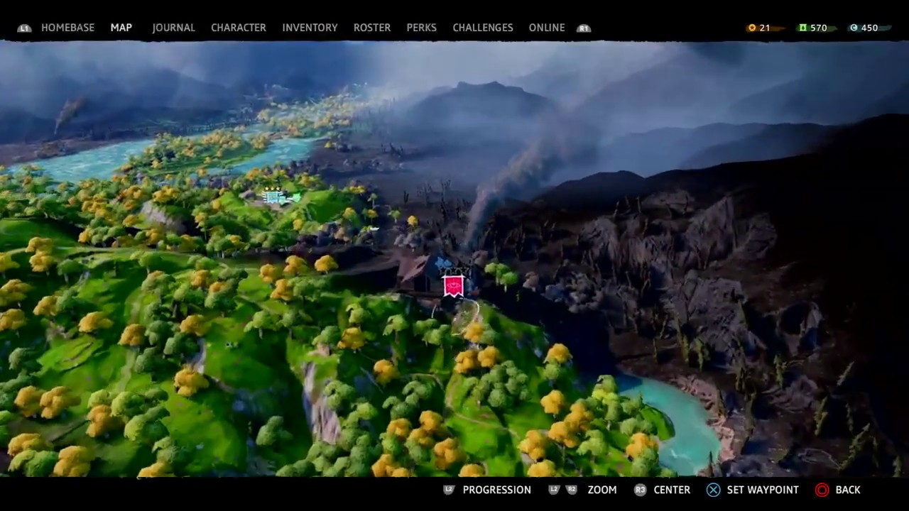 Far Cry New Dawn Full Map Youtube